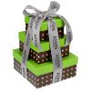 Chocolate Collection Tower - Polka Dots
