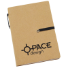 View Image 1 of 5 of Stretch Notebook Flag & Pen Set