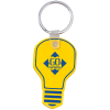 Light Bulb Soft Keychain - Opaque