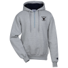 View Image 1 of 3 of Champion Cotton Max 1/4-Zip Hoodie - Screen