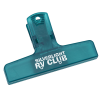 """View Image 1 of 2 of Keep-it Magnet Clip - 4"""" - Translucent"""