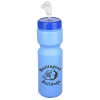 Sport Bottle with Straw Lid - 28 oz. - Colors