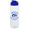 Clear Impact Guzzler Sport Bottle with Flip Lid - 32 oz.