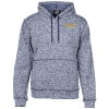 J. America - Cosmic Poly Fleece Hoodie - Men's - Embroidered
