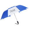 Zephyr Folding Umbrella with Rubber Grip - 43