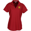 View the Snag Resistant Textured Performance Polo - Ladies'