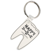 Tooth Soft Keychain - Opaque