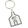 Church Soft Keychain - Opaque