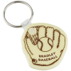 Baseball Mitt Soft Key Tag - Opaque