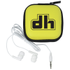 View Image 1 of 4 of Color Top Case with Ear Buds