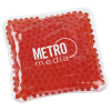 View Image 1 of 2 of Square Aqua Pearls Hot/Cold Pack