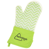 View Image 1 of 2 of Frosted Silicone Oven Mitt
