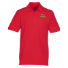 View the Gildan Premium Cotton Double Pique Polo - Men's