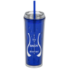 Droplet Tumbler with Straw - 20 oz. - 24 hr