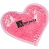 View Image 1 of 3 of Plush Heart Hot/Cold Pack