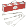 View Image 1 of 4 of BBQ Set in Aluminum Case