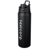 View Image 1 of 2 of h2go Surge Aluminum Sport Bottle - 28 oz. - Matte - 24 hr