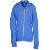 Garner Full Zip Lightweight Hoodie - Ladies' - Emb.