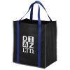 Reflective Trim Shopping Tote