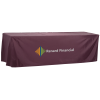 Closed-Back Fitted Nylon Table Cover - 8'