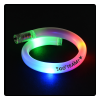 Flashing LED Tube Bracelet - Multicolor