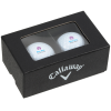 Callaway 2 Ball Business Card Box - Warbird