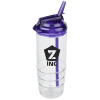 Pop and Lock Sport Bottle - 26 oz.