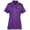 View Image 1 of 3 of Callaway Opti-Vent Polo - Ladies' - Embroidered