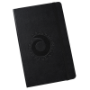 """View Image 1 of 4 of Moleskine Hard Cover Notebook - 8-1/4"""" x 5"""" - Blank - 24 hr"""