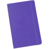 """View Image 1 of 5 of Moleskine Hard Cover Notebook - 8-1/4"""" x 5"""" - Ruled - 24 hr"""