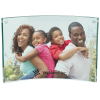 "Acrylic Arc Photo Frame - 4"" x 6"""