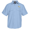 View Image 1 of 3 of Key West Performance Staff Shirt - Men's