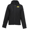 View Image 1 of 4 of Eddie Bauer Hooded Soft Shell Coat - Men's