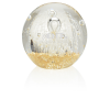 Fireworks Art Glass Paperweight