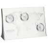 Worldly Desk Clock
