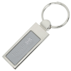 View Image 1 of 2 of Brush Off Metal Keychain