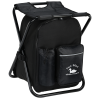 View Image 1 of 3 of Chillin' 24-Can Cooler Bag Stool