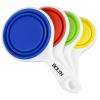 Pop Out Silicone Measuring Cups