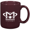 Merit Coffee Mug - 11 oz. - Colors