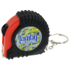 Mini 6' Tape Measure Key Tag