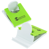 View Image 1 of 6 of Fold Flat Phone Stand with Microfiber Cloth
