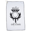 """View Image 1 of 3 of Microfiber Waffle Golf Towel - 26"""" x 16"""""""