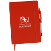 View Image 1 of 3 of Snap Notebook with Stylus Pen