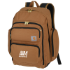 Carhartt Legacy Deluxe Work Laptop Backpack - 24 hr