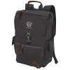 Alternative Deluxe Cotton Laptop Rucksack Backpack