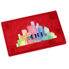 Sugar-Free Mint Card - Translucent - 24 hr