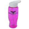 Comfort Grip Sport Bottle with Flip Straw Lid - 27 oz.