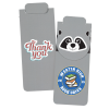 Paws and Claws Magnetic Bookmark - Raccoon