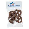 Snack Bites - Mini Milk Chocolate Pretzels