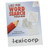 View Image 1 of 3 of Large Print Word Search Puzzle Book - Volume 2